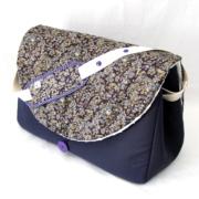 sac à langer violet et tatum