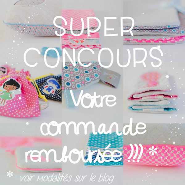 concours nouvelle collection lilaxel