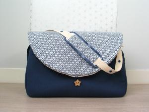 sac à langer japonisant - la p'tite manufacture x lilaxel