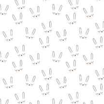 sleepy bunny - kimsa