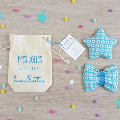 bouillottes seches lilaxel - www.lepetitmondedelilaxel.com