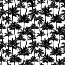 palm trees - mirabelleprint