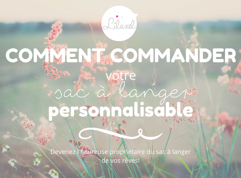 comment commander sac langer personnalisable - www.lepetitmondedelilaxel.com