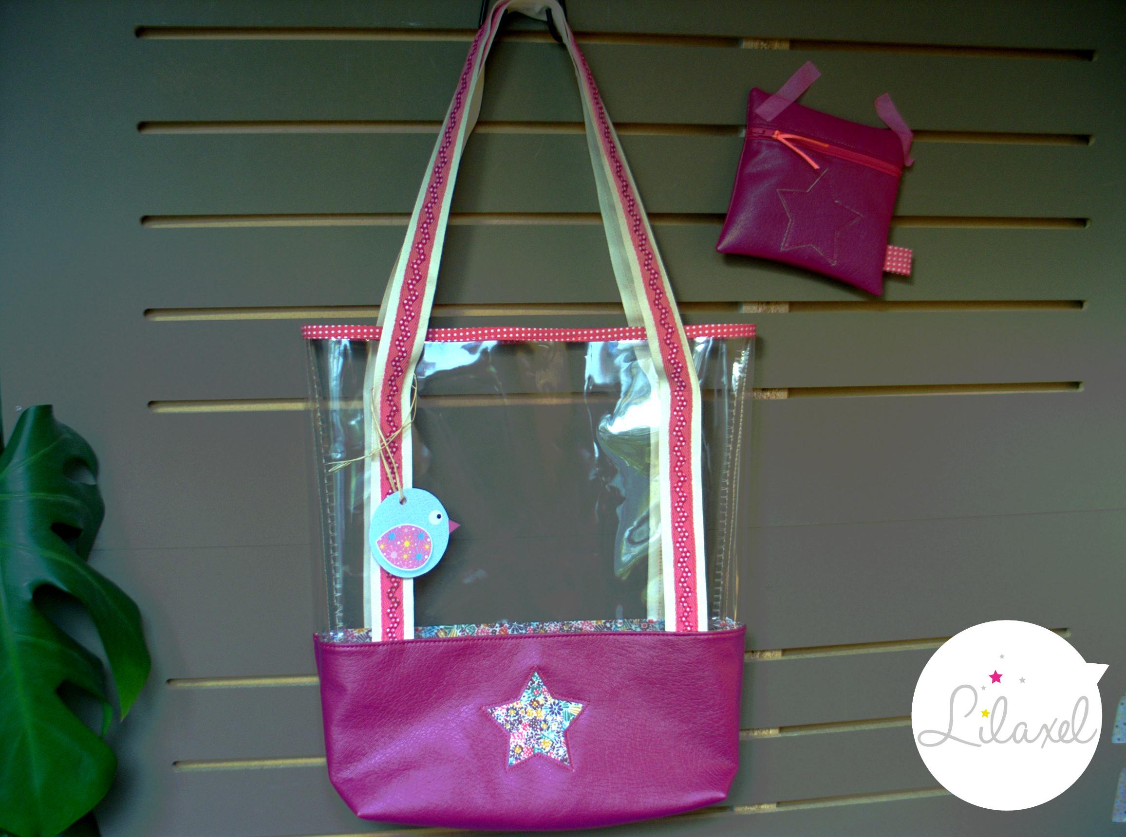 Un sac tout en couleurs