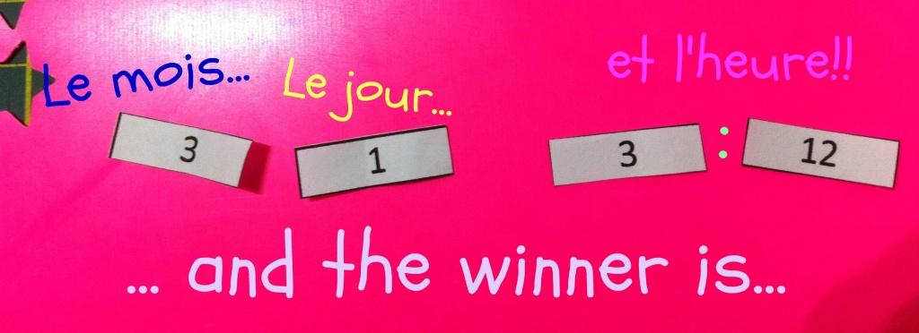 résultat concours FB