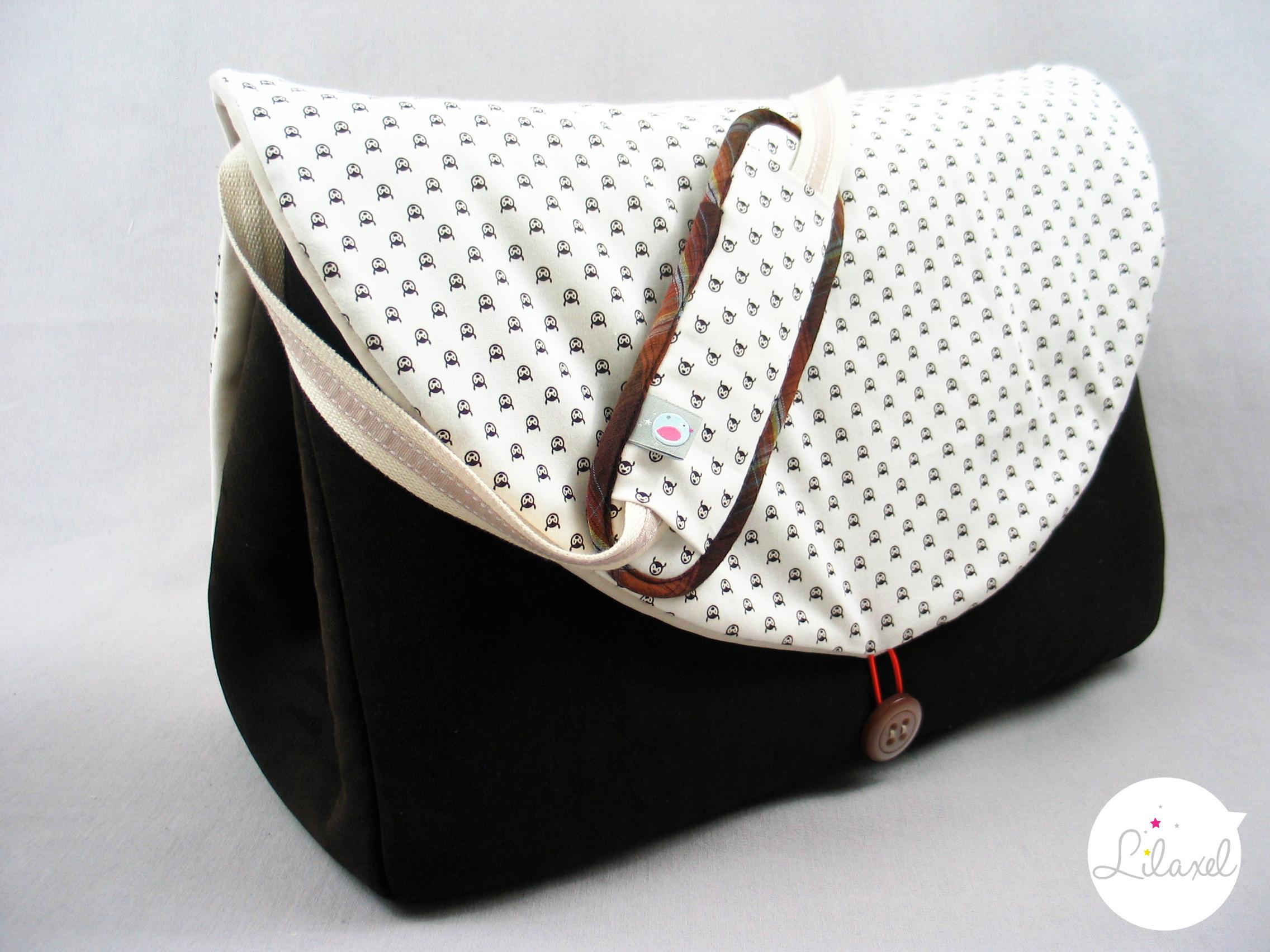 un nouveau sac langer lilaxel. Black Bedroom Furniture Sets. Home Design Ideas