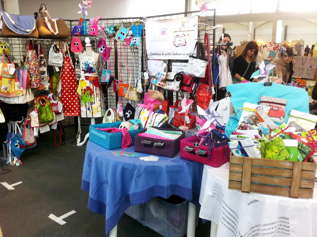 salon pop up stand les ziboux et lilaxel 1