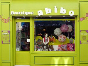 photo vitrine abibo