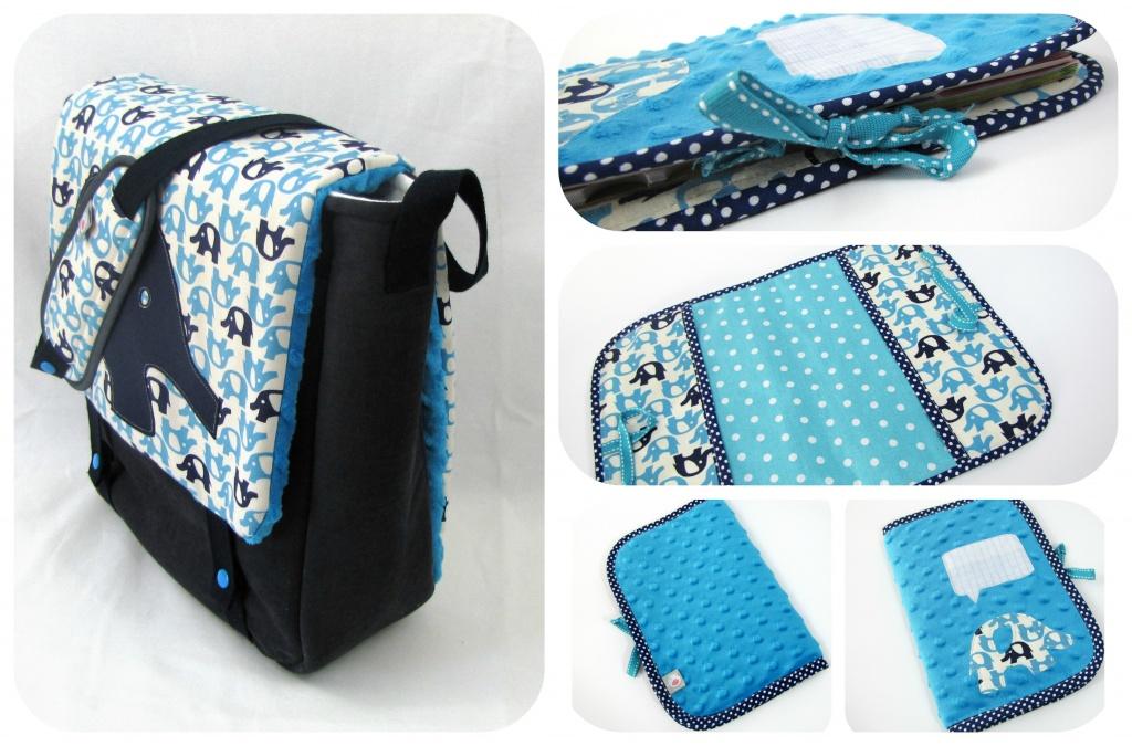 Pour compléter vos commandes de sacs à langer… ou pour faire plaisir!