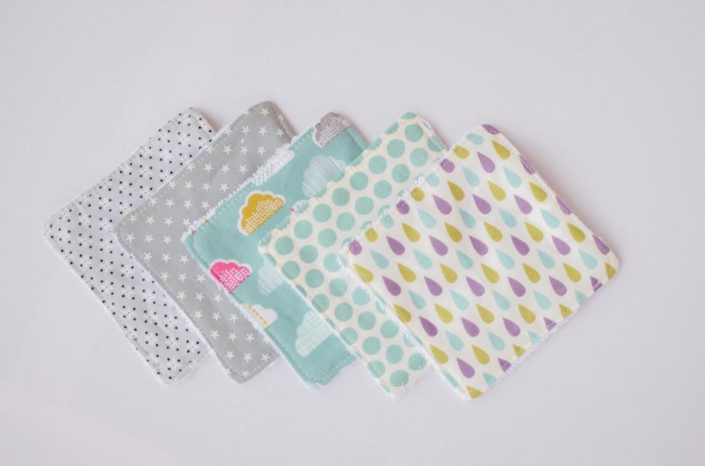 Lingettes lavables - Lilaxel-9