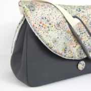 sac à langer gris et adelajda - 3