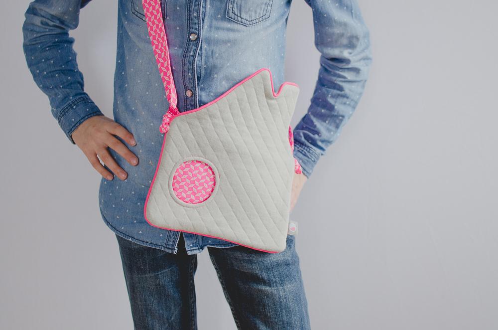 Le petit sac 'Douce Maison' {Nouvelle collection}