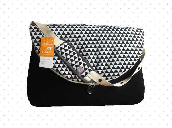 les sacs langer lilaxel tous uniques lilaxel. Black Bedroom Furniture Sets. Home Design Ideas