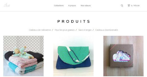 boutique en ligne lilaxel