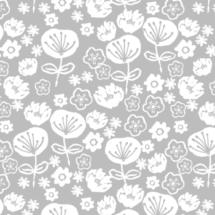 fleurs gris andrea lauren