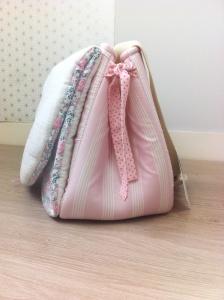 sac à langer lilaxel rose et liberty felicitee dragée - 04