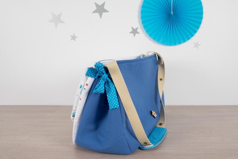 sac à langer personnalisable - www.lepetitmondedelilaxel.com