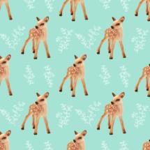 bambi fawn ii on tiffany - thisleandfox
