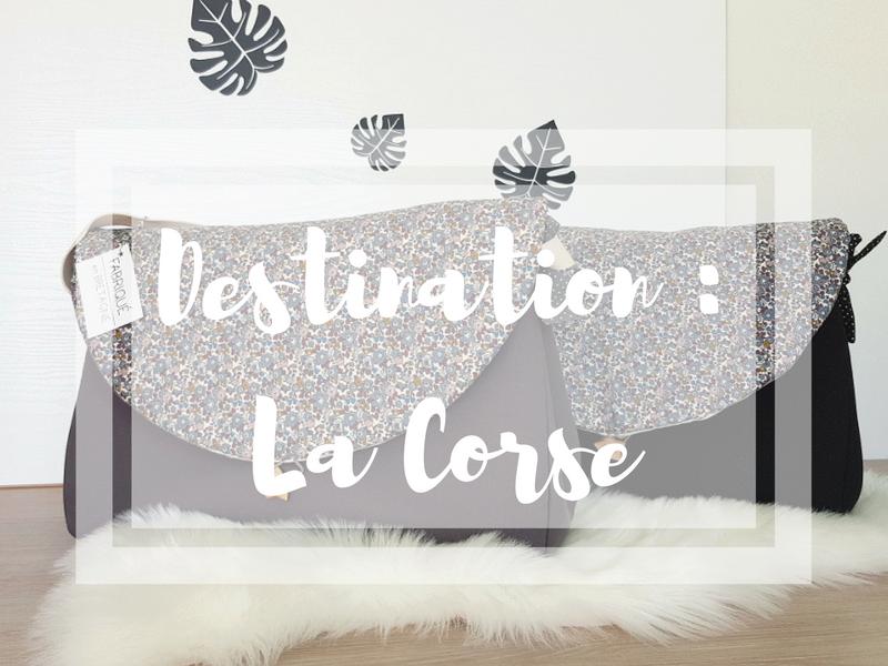 Destination: La Corse