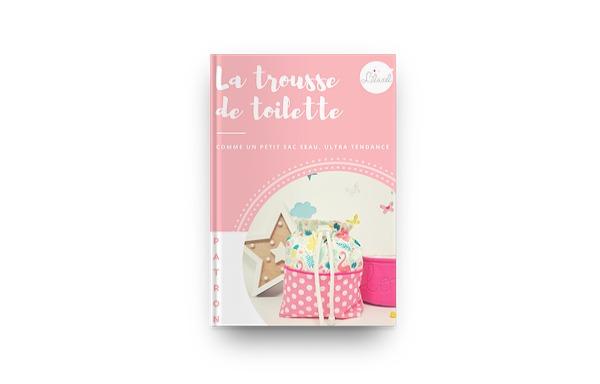patron de couture trousse de toilette by Lilaxel