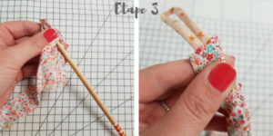 tuto attache-tétine tout simple - lilaxel - étape 3