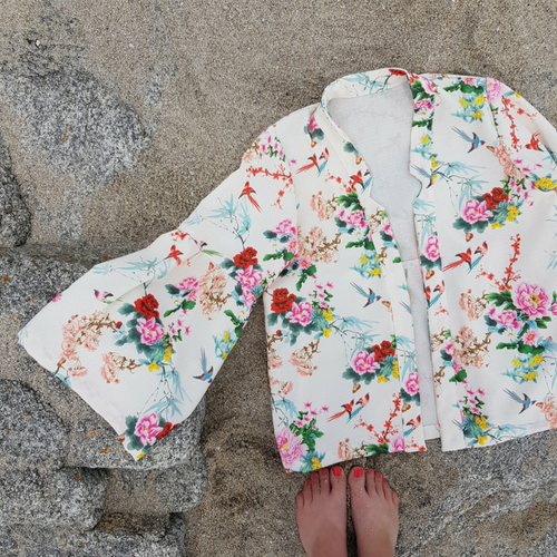 veste kimono ddnenuphar 04 - lilaxel