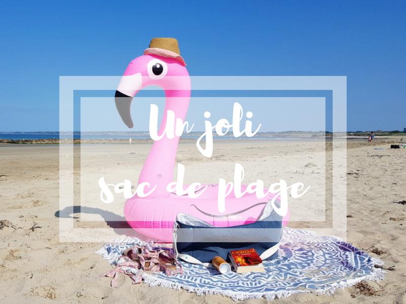 Le sac de plage par Lilaxel