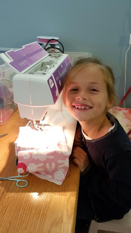 atelier couture enfant lorient avec lilaxel