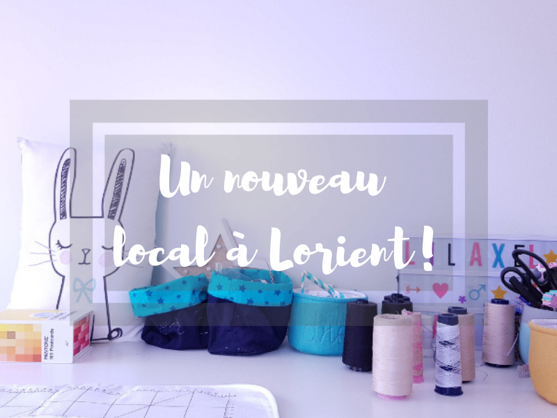 Un nouveau local à Lorient