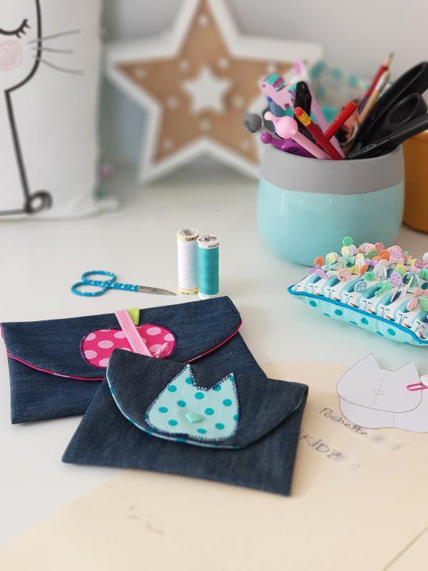 atelier couture enfant lorient - pochette