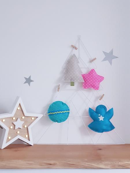 Atelier couture enfant à Lorient - les décos de Noël