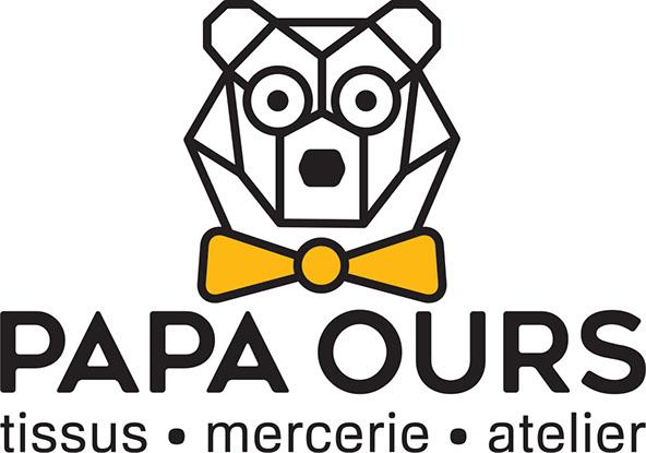 magasin de tissus Papa ours à Lorient