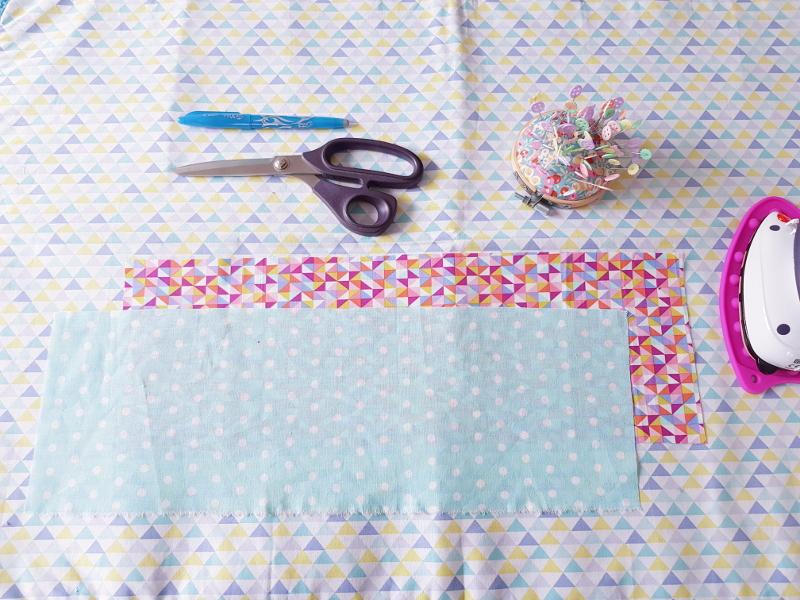 tuto couture débutant - corbeille - le matériel - lilaxel