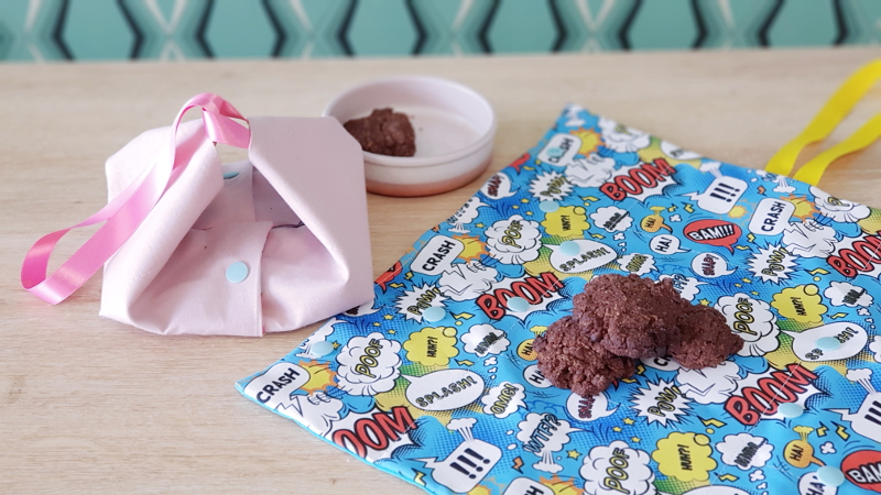 atelier couture enfant chez papa ours - lunchbag lilaxel