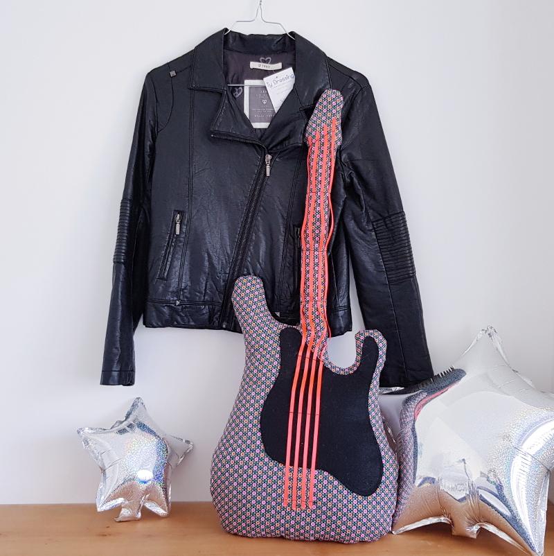 atelier couture enfant ado à lorient caudan lilaxel papa ours coussin guitare